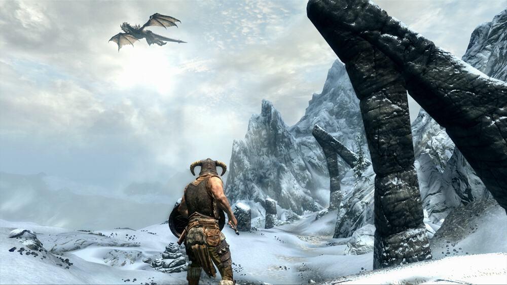 The Elder Scrolls: Skyrim Special Edition on Xbox One