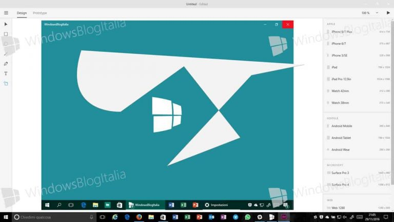 Adobe xd for windows 10 now available as a private beta, sign up to give it a try - onmsft. Com - november 30, 2016