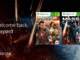 Microsoft adds mass effect 2,3 to xbox one backward compatibility list - onmsft. Com - november 7, 2016