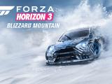 Forza, forza horizon 3, blizzard mountain