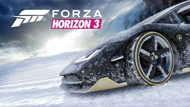 Amazon UK briefly lists Forza Horizon 3 Ultimate for £29 99