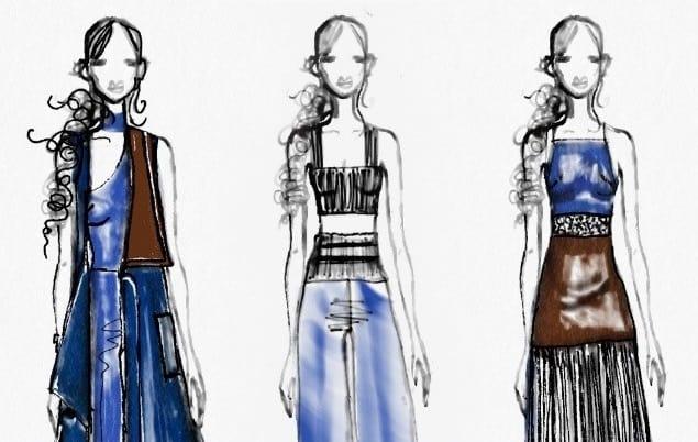 Fashion Designers Use Surface Pro 4 And Theskimm To Get More Creative Onmsft Com