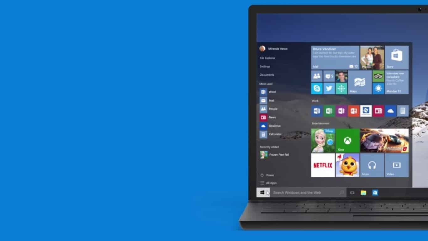 Windows 10 news recap: sling tv to come pre-loaded, updates on metered connections and more - onmsft. Com - march 19, 2017