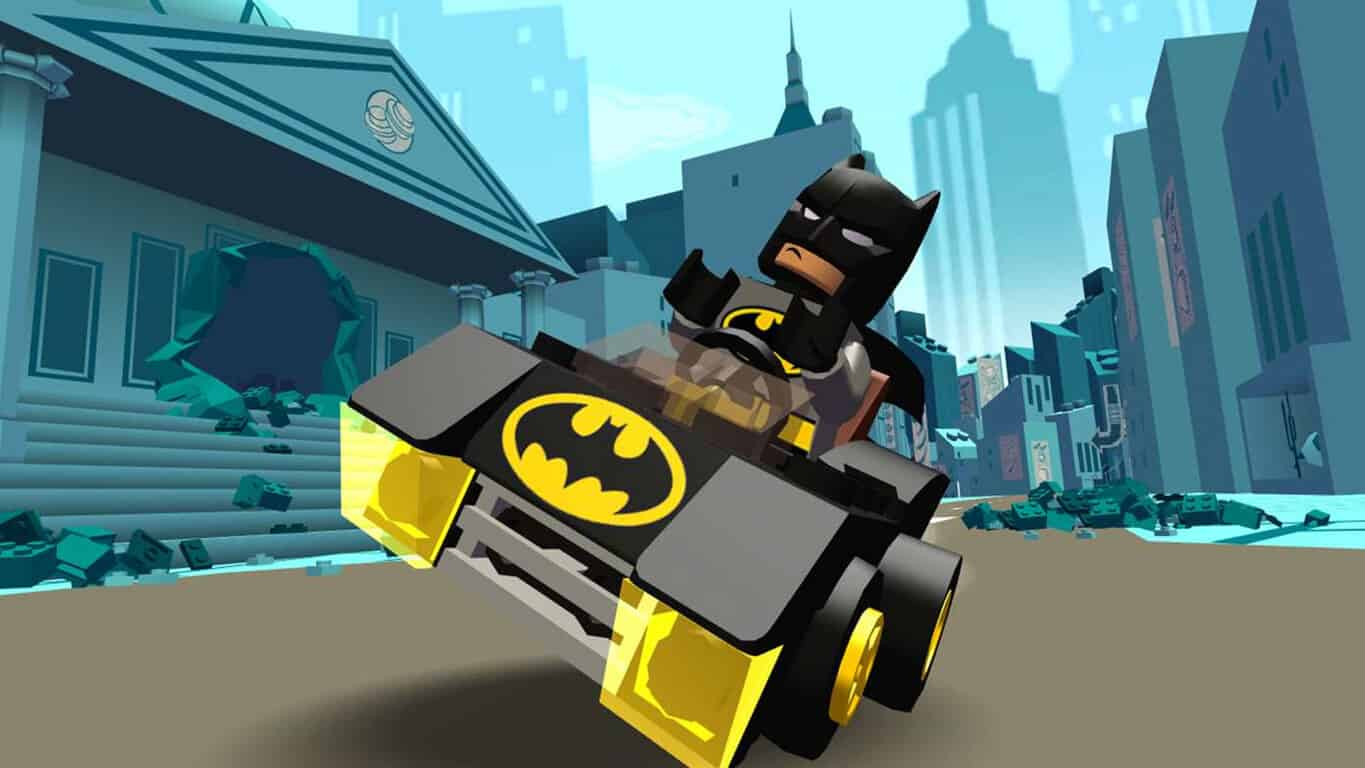 LEGO DC Super Heroes Mighty Micros on Windows 10 and Windows 10 Mobile