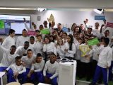 Real Madrid, Hour of Code