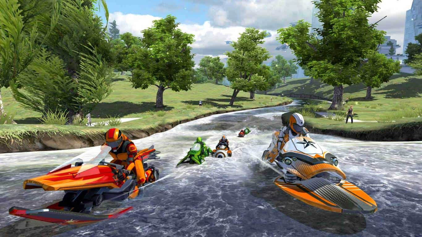 Riptide GP: Renegade on Xbox One and Windows 10