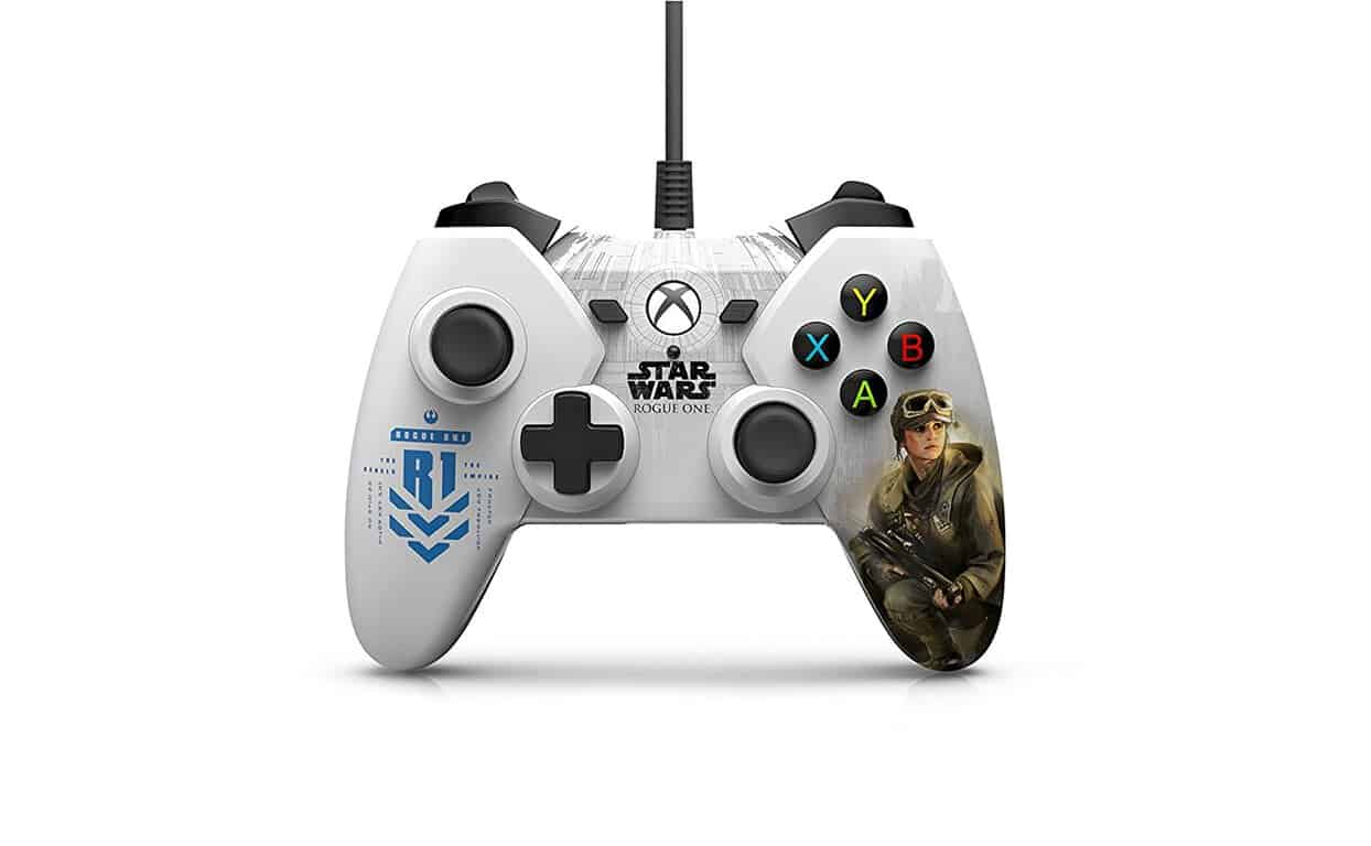 Star Wars Rogue One Wired Controller for Xbox One