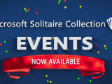Microsoft adds events to solitaire collection for windows 10 - onmsft. Com - december 14, 2016