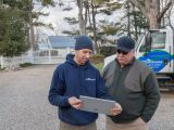 Landscape designer Brian Schernce chooses the Surface Pro 4 over iPad Pro to manage his business on the go OnMSFT.com December 8, 2016