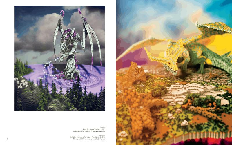 New Minecraft book showcases beautiful creations using millions or billions of blocks OnMSFT.com December 1, 2016