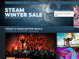 The steam winter sale 2016 is underway, save big on doom, rise of the tomb raider, more - onmsft. Com - december 22, 2016