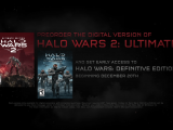Pre-orders of halo wars 2 ultimate edition to gain early access to halo wars: definitive edition - onmsft. Com - december 2, 2016