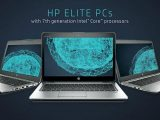 Hp builds in security to upcoming hp elite line of business laptops - onmsft. Com - december 14, 2016
