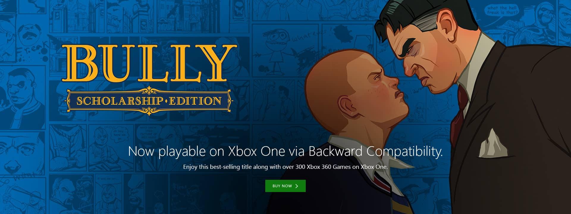 Microsoft, Xbox One, Backward Compatibility
