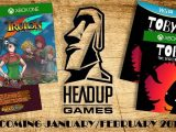 Three headup games titles coming to xbox one by february 2017 - onmsft. Com - december 27, 2016