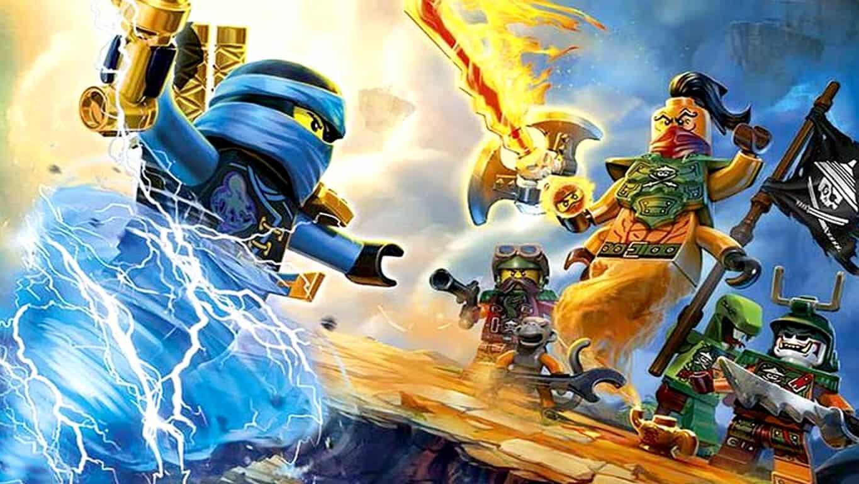 LEGO Ninjago Skybound on Windows 10