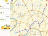 Yandex. Maps app on windows 10