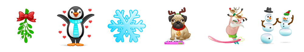 Use these special mojis or add some snow to your calls when using skype this holiday season - onmsft. Com - december 19, 2016