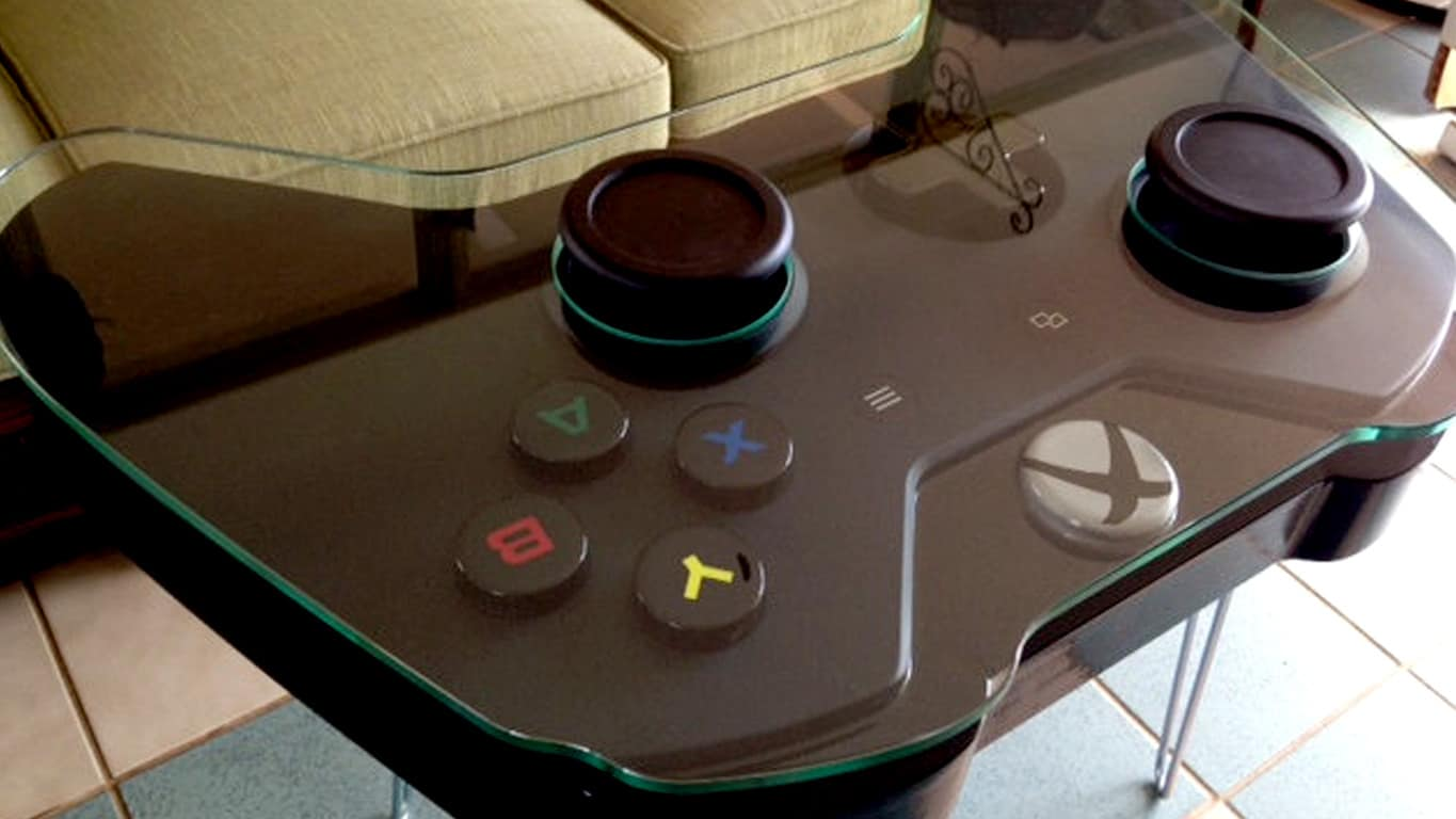 Etsy Xbox One Table