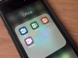 Microsoft office ios apps