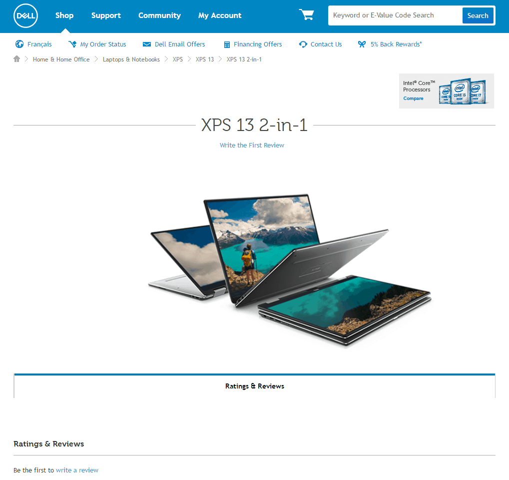 Dell's upcoming XPS 13 9365 2-in-1 convertible discovered early OnMSFT.com January 1, 2017