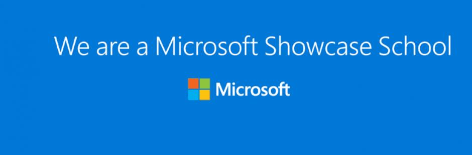 Microsoft, OneNote, Microsoft Showcase School