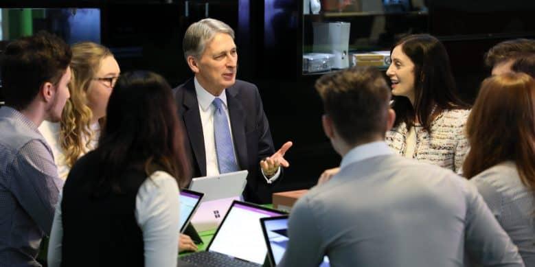 Microsoft UK digital Skills programme