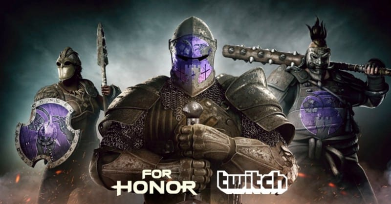 xbox one, twitch, for honor
