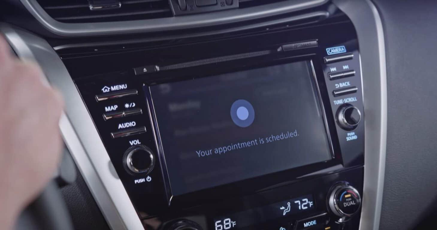 Nissan, CES 2017, Cortana