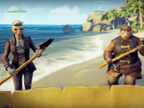 New sea of thieves trailer focuses on co-op play, watch it here - onmsft. Com - january 11, 2017