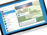 Telegram windows 10 desktop app