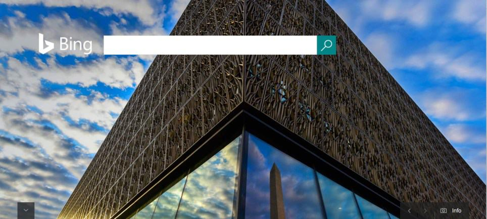 Bing Home Page Celebrates Black History Month With Image