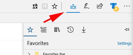 Looks like Microsoft is testing new icons for Edge Hub OnMSFT.com February 28, 2017