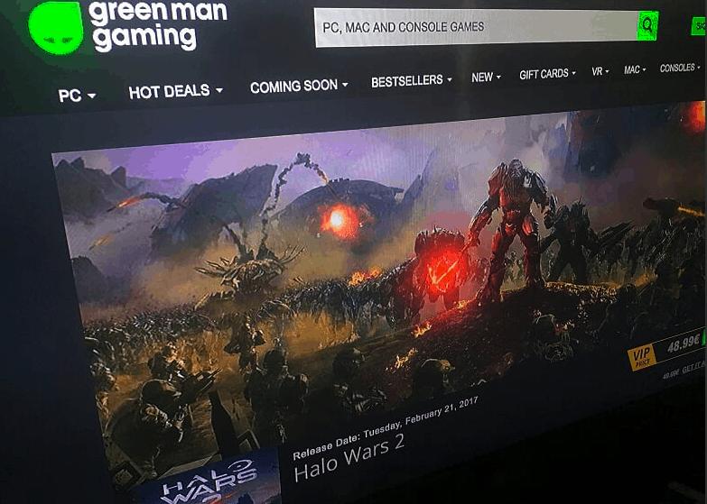 Halo Wars 2 Green man gaming 2