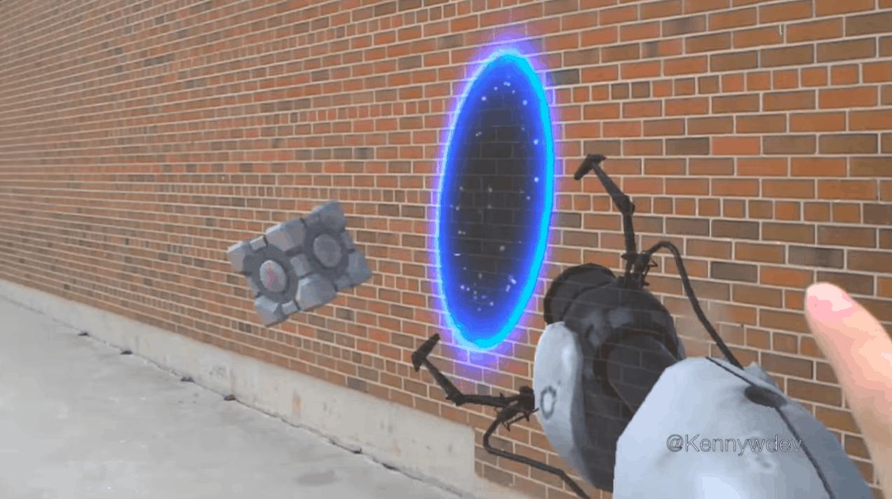 HoloLens Portal