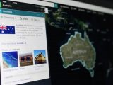 Bing maps australia