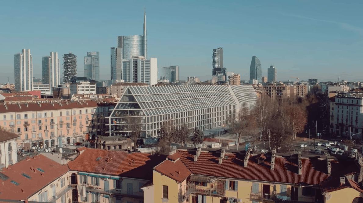 Microsoft House Milan