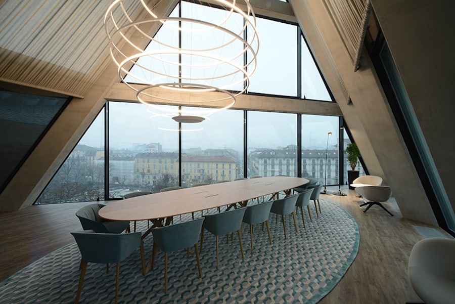 Microsoft House Milan 6