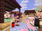 Minecraft gets Candy Texture Pack for Windows 10, Pocket Editions just in time for Valentine's Day OnMSFT.com February 9, 2017