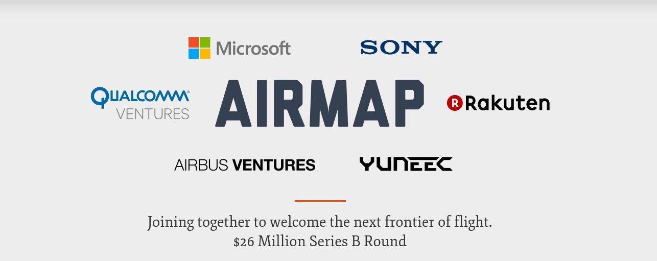 AirMap Microsoft