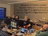 Windows 10 Insider bug bash