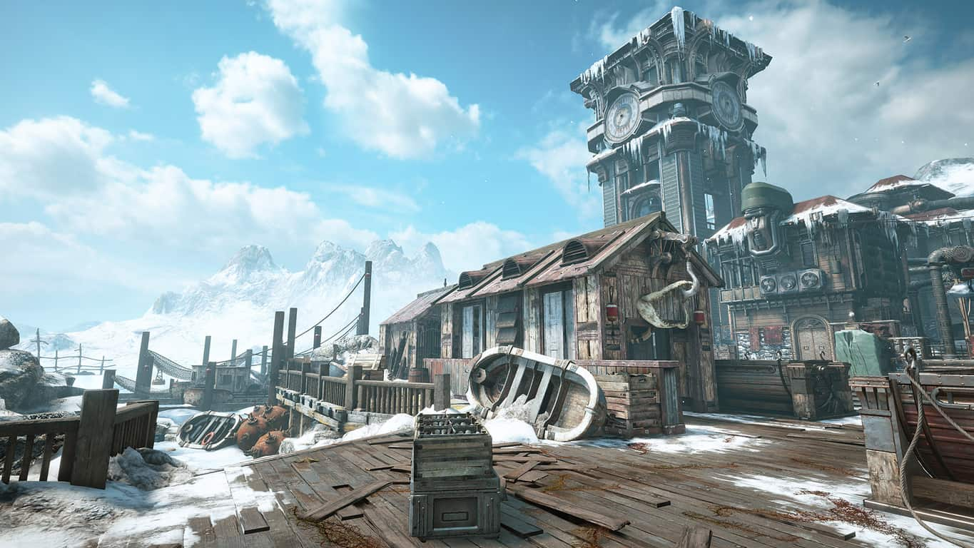 Gears of war 4 march update adds new maps, lobbies, more to come - onmsft. Com - march 7, 2017