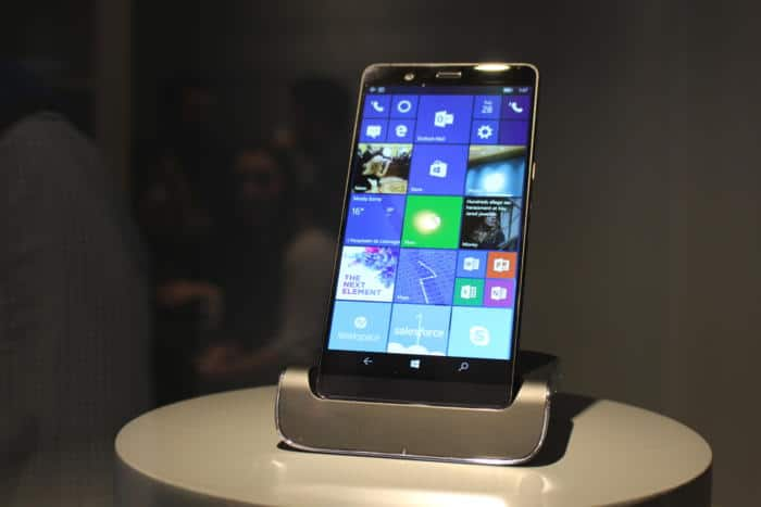Mystery HP Elite x3 Windows 10 Mobile phone model shows up ...