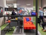 Microsoft Steelcase Creative Spaces