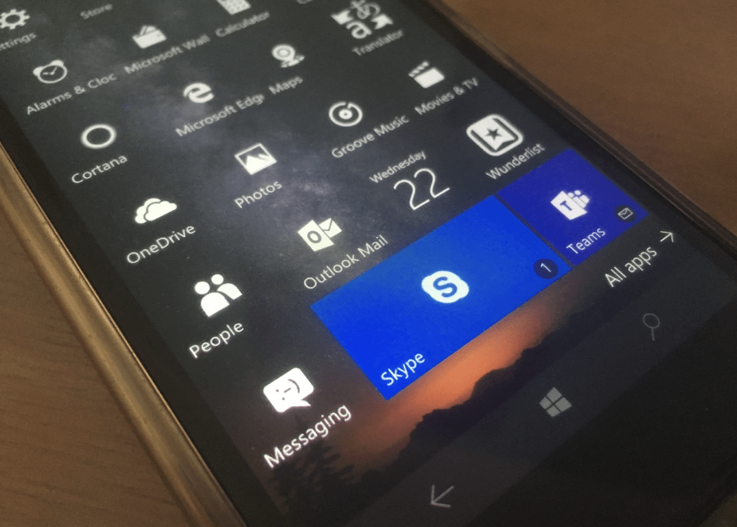 Windows 10 mobile news recap: microsoft starts recruiting, mentions in messenger and more - onmsft. Com - march 25, 2017
