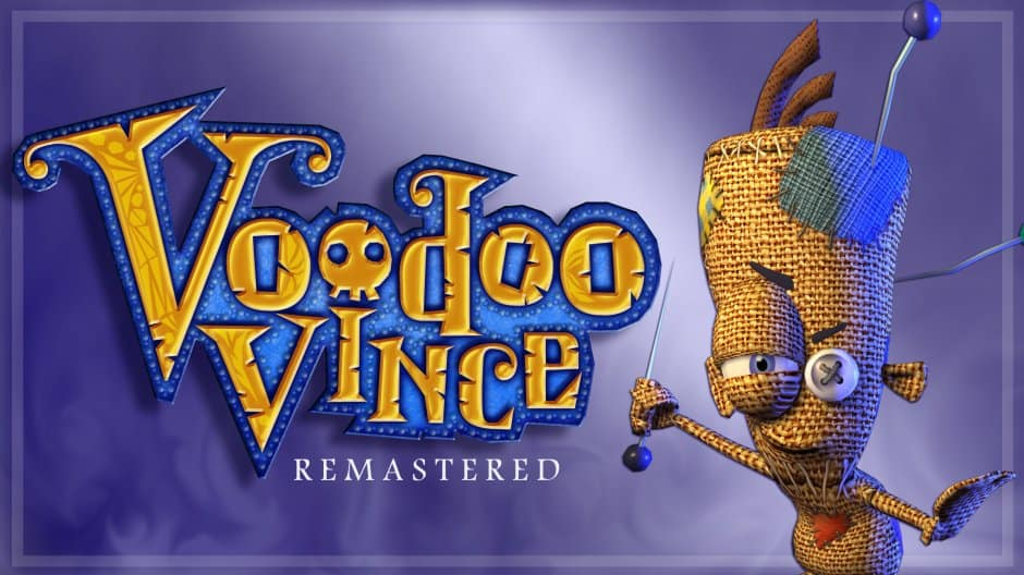 Voodoo Vince game Xbox One