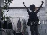 Windows ad Do Great Things
