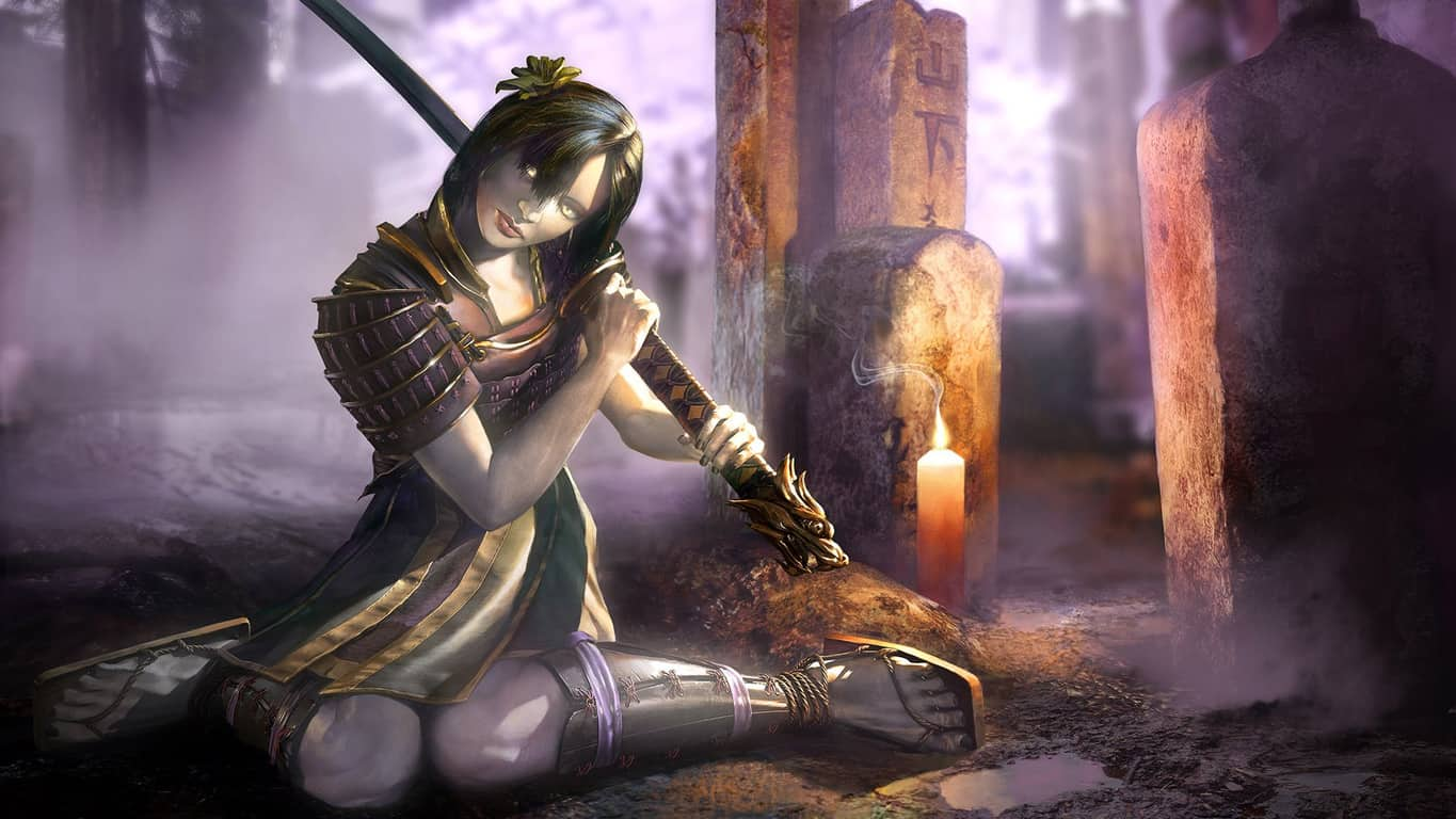 Shin Hisako in Killer Instinct on Xbox One and Windows 10
