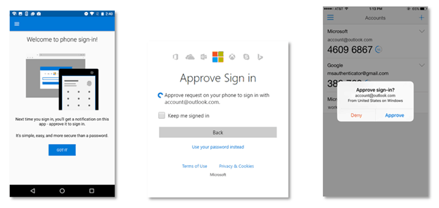 Microsoft globally releases phone sign-in for microsoft accounts - onmsft. Com - april 18, 2017