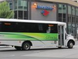 Microsoft shuttle buses to use public bus stops in new trial - onmsft. Com - april 24, 2017